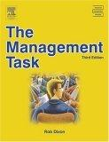 The   Management Task, Third Edition