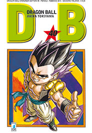 Dragon Ball Evergreen Edition vol. 40