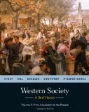 e-Study Guide for: Western Society: A Brief History, Vol. 2 by John P. McKay, ISBN 9780312683016