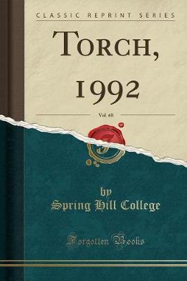 Torch, 1992, Vol. 68...