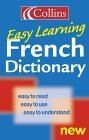 Collins Easy Learning French Dictionary