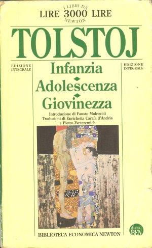 Infanzia, Adolescenza, Giovinezza