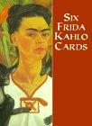 Six Frida Kahlo Card...