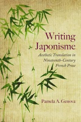 Writing Japonisme
