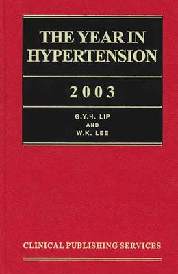 The Year in Hypertension 2003