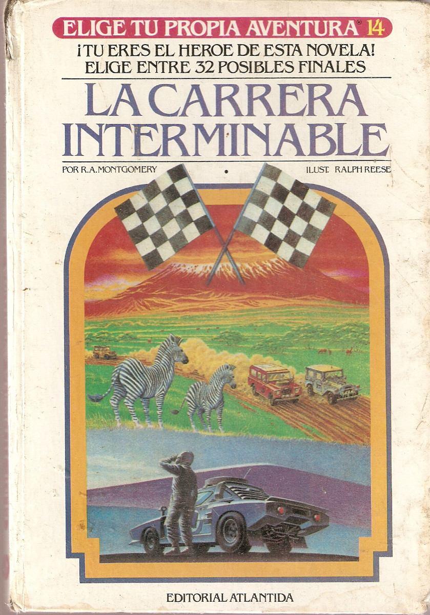 La carrera interminable