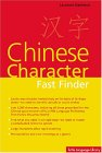Chinese Character Fa...