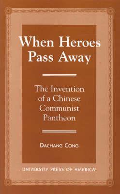 When Heroes Pass Away