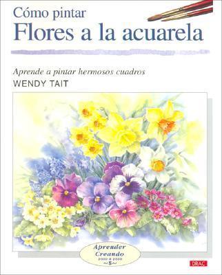 Flores a la acuarela
