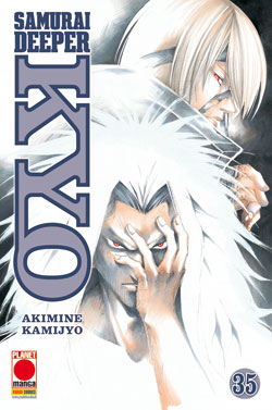 Samurai Deeper Kyo vol. 35