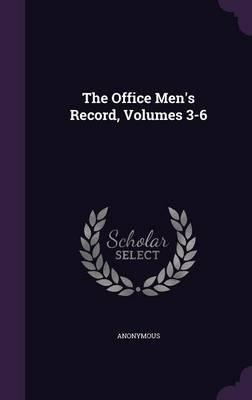 The Office Men's Record, Volumes 3-6