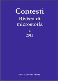 Contesti. Rivista di microstoria (2015)