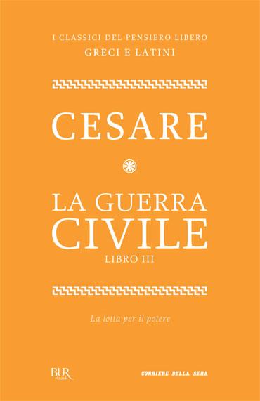 La guerra civile - Libro III
