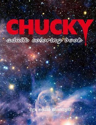 Chucky Coloring Book