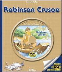 Robinson Crusoe. Con DVD