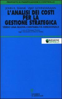 L' analisi dei costi per la gestione strategica