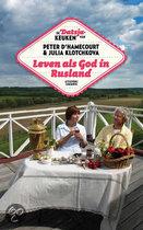 Leven als god in Rusland (digitaal boek)