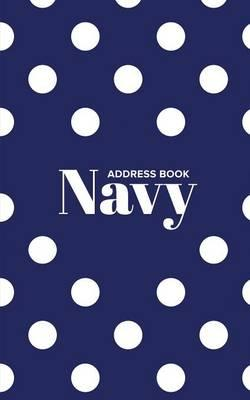 Address Book Navy