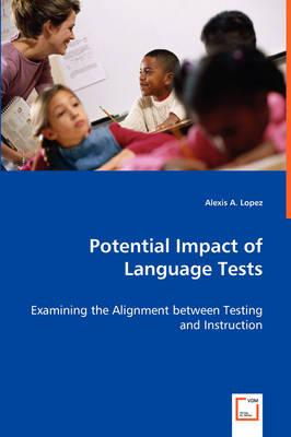 Potential Impact of Language Tests