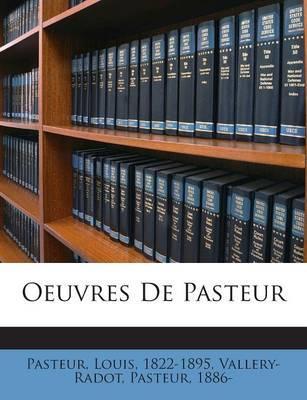 Oeuvres de Pasteur