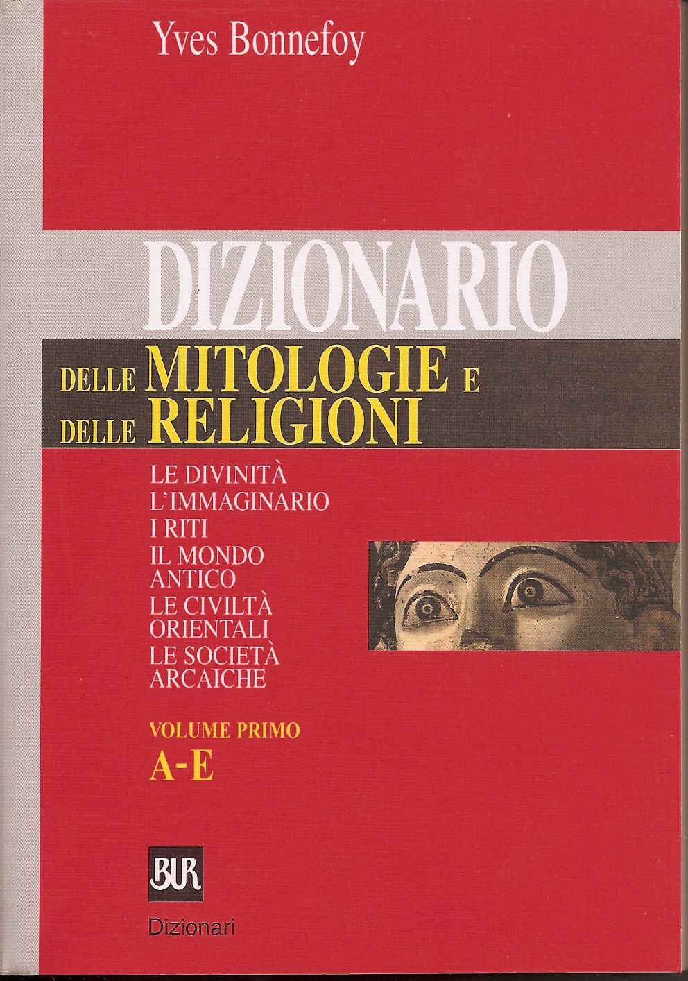 Dizionario delle mit...