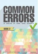 Common Errors in English by Hong Kong Students, Vol. 2