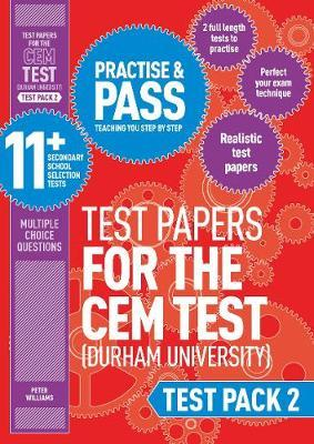 Practise and Pass 11+ CEM Test Papers - Test Pack 2 (Practise & Pass 11+)
