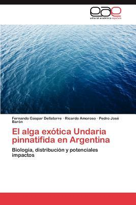 El alga exótica Undaria pinnatifida en Argentina