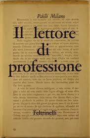 Il lettore di professione
