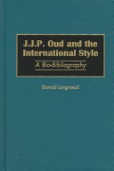 J.J.P.Oud and the International Style