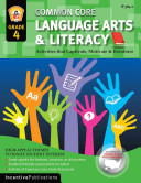 Fourth Common Core Activities: Fourth Grade Language: Activities That Captivate, Motivate and Reinforce