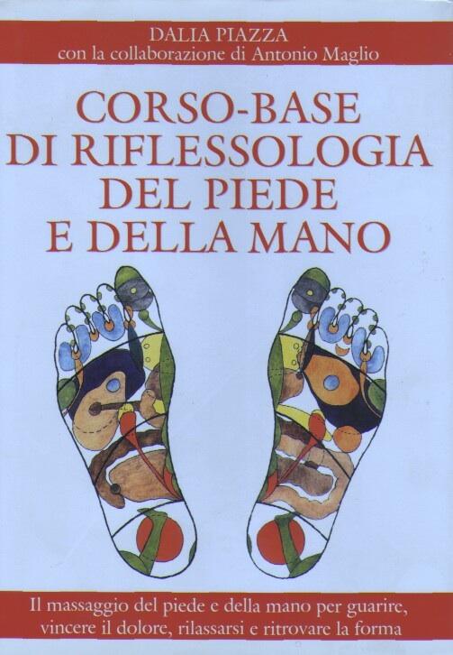 Corso-base di riflessologia del piede e della mano