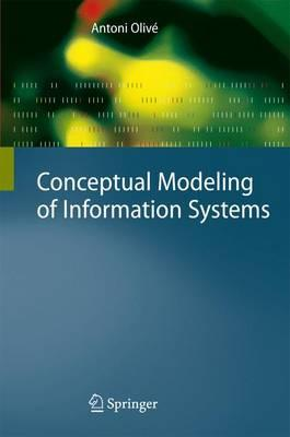 Conceptual Modeling of Information Systems