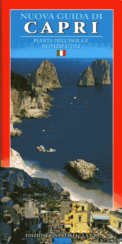 Nuova guida di Capri