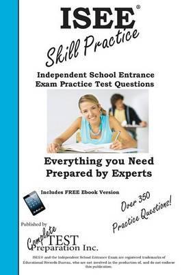 ISEE Skill Practice!