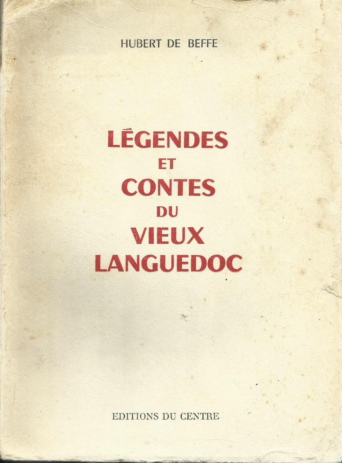 Légendes et contes du vieux Languedoc