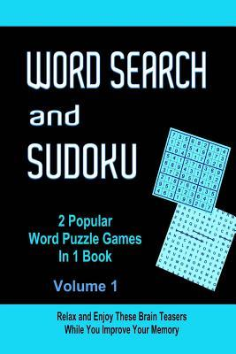Word Search and Sudoku