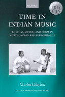 Time in Indian Music