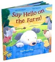 Say hello on the farm!