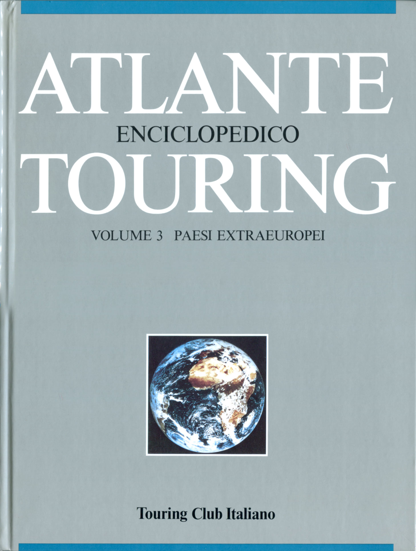 Atlante enciclopedico Touring Vol. 3