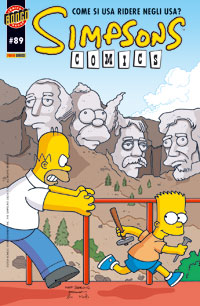 Simpsons Comics n. 8...