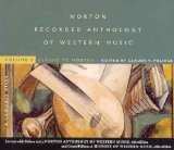 The Norton Recorded Anthology of Western Music: Classic to Modern Vol 2