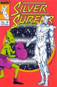 Silver Surfer n. 33 ...
