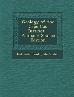 Geology of the Cape ...