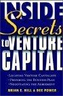 Inside Secrets to Venture Capital