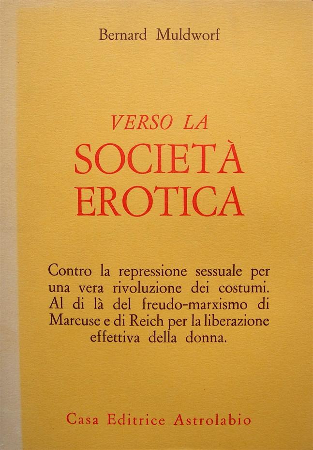 Verso la società erotica