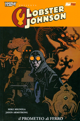 Hellboy presenta: Lobster Johnson - vol. 1