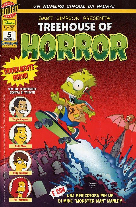 Treehouse of Horror n. 5