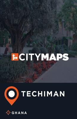 City Maps Techiman Ghana