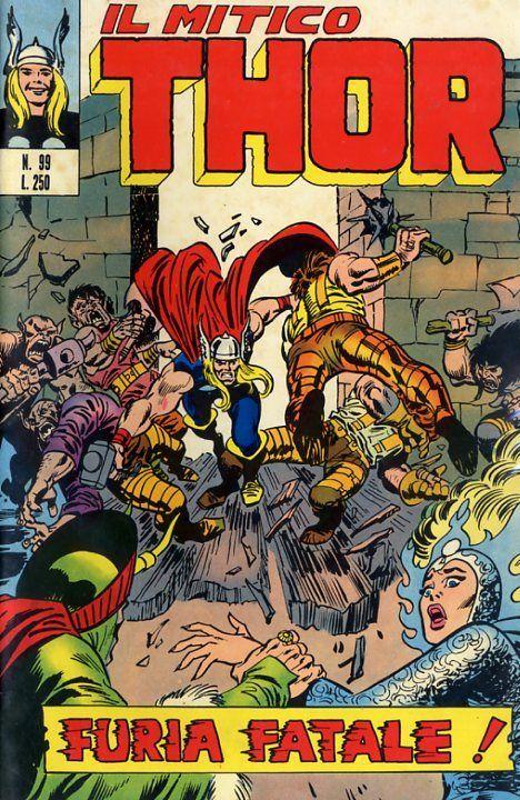 Il Mitico Thor n. 99